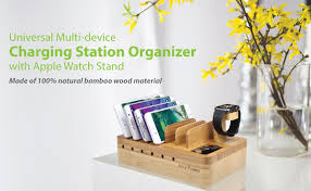 Desk With Charging Station Amazon Com Avlt Power Juicy Power Universal Multi Device Charging