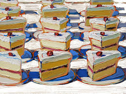 Wayne Thiebaud Landscapes by Wayne Thiebaud And Jim Gaffigan Alberti U0027s Window