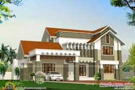 incredible houses pentagon architects kerala home design and floor