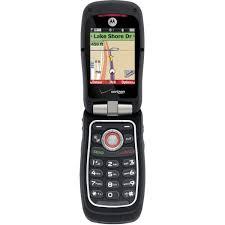 Rugged Phone Verizon Motorola Barrage V860 Rugged Gps 3g Verizon Wireless Camera Phone