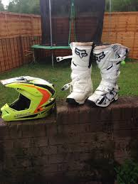 motocross boot sizing fox motocross boots size 8 9 in tredegar blaenau gwent gumtree