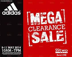 9 11 may 2014 adidas malaysia mega clearance warehouse sale for