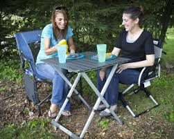 compact camp table 25 outdoor folding table gci outdoor