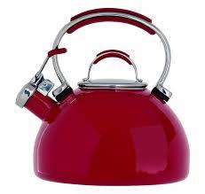 prestige enamel 2 litre stove top whistling kettle black amazon