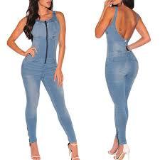 Jeans Jumpsuit For Womens 25 Best Jean Romper Ideas On Pinterest Romper Dungarees