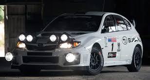 subaru hatchback custom rally up close and personal with david higgins 2012 subaru wrx sti rally