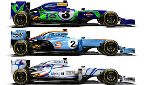 martini livery f1 12 classic le mans liveries that look awesome on f1 cars