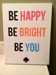 Cute Sayings For Home Decor Best 25 College Dorm Canvas Ideas On Pinterest Inspirational