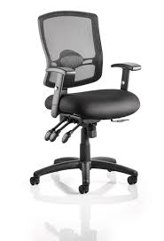 iii task operator chair mesh back with arms