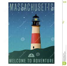 Massachusetts how to travel for free images Massachusetts united states travel poster or luggage sticker jpg