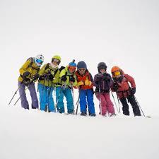 snow u0026 rock freeflo backcountry ski adventure skills course with