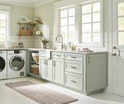 lowes white washed kitchen cabinets sherwin williams sea salt laundry room laundry room paint