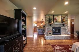 Double Sided Kitchen Cabinets by Parker Co Kitchen And Fireplace Reno Hometalk