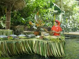 lunch at villa escudero been there done that pinterest