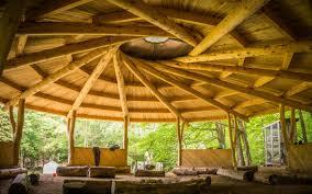 Timber Frame Pergola by Timber Frame Pergolas Pavilions Gazebos Arbors U0026 Shelters