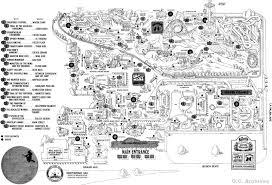 knotts berry farm halloween 1976 map buena park ca u2022 mappery