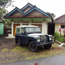 land rover bandung land rover series iia 1970 project restored