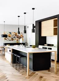 Modern Kitchen Island Bench Best 25 Black Kitchen Island Ideas On Pinterest Eclectic