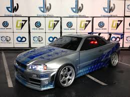 nissan skyline fast and furious interior tamiya audi r8 custom u2014 tamiya 190mm nissan skyline r34 paul walker
