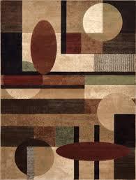 abstract modern runner rugs home design ideas