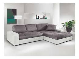 canapé blanc conforama canapé d angle convertible 4 places canada coloris blanc gris