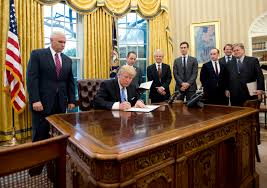Oval Office Over The Years Donald Trump Administration To Lift Federal Hiring Freeze Fortune