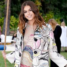 16 times cindy crawford u0027s daughter kaia gerber had us do a double