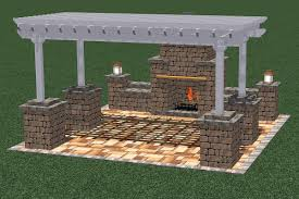 3d design studio tremron jacksonville pavers retaining walls