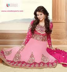 pink colour combination dresses maroon color combination dresses latest georgette anarkali salwar