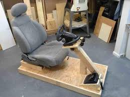 Diy Gaming Chair Racing Seat Diy All About Diy Ideas