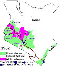 Map Of Colonial Africa by Article How Colonial Railroads Defined Africa U0027s Economic