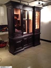 used cigar humidor cabinet for sale armslist for sale custom gun cabinet with cigar humidor and wine