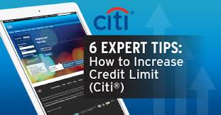 Citi Card Business Credit Card 6 Expert Tips How To Increase Credit Limit Citi Cardrates Com