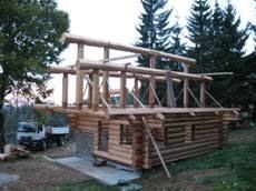 Slokana Log Home Log Cabin Slovenia 1109 Sq Ft Handcrafted Cedar Log Cabin Built By Slokana