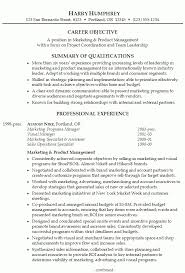merchandising operation manager resume retail merchandise