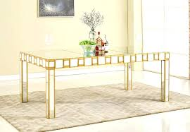 mirrored dining room table art oval gold trim u2013 dining room table