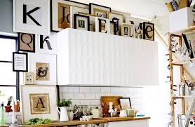 how to use awkward kitchen spaces