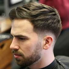 textured top faded sides low fade haircut men s haircuts hairstyles 2018