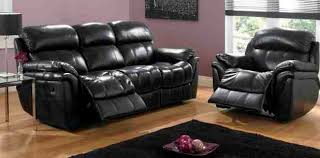 Brown Leather Recliner Sofa Power Recliner Leather Sofas Uk Centerfieldbar Com