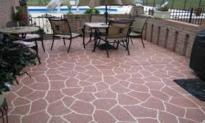 Patio Floor Designs Patio Floor Paint Decoration Lofihistyle Behr Patio Floor