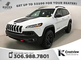 jeep cherokee trailhawk white new 2018 jeep cherokee trailhawk leather plus 4x4 v6 sunroof