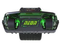 electric skateboard led lights neon nitro 8 one wheel electric skateboard with led lights ebay