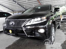 lexus rx270 japan version 2014 recond lexus rx 270 l 194025 oto my