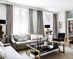 black and gray living room interiors an elegant living room in black gray and gold on charcoal