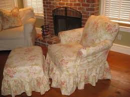chairs furniture flower pattern chair cover for wingback in