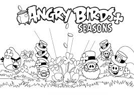 kids 7 angry birds coloring pages kids