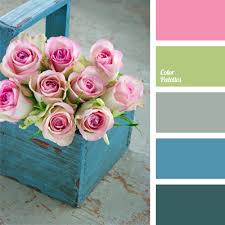 Pink And Grey Color Scheme Color Palette 35 Tea Rose Pink Lime Green Grey Turquoise