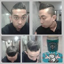 Pomade Tis chief waterbased pomade review reliable stuff undercut