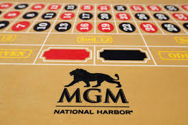 how many poker tables at mgm national harbor prince george s co executive mgm national harbor will bring