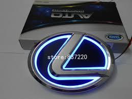 lexus emblem led car side light picture more detailed picture about lexus